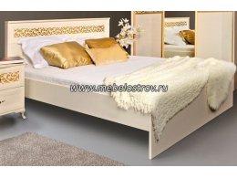 Деревянная кровать Ливадия 1,6 Заречье мебельная компания