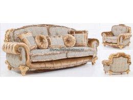 Мягкая мебель для гостиной DALLACE (ДАЛЛАС)  Francheska mobili