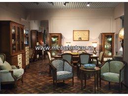 ПРОВИДЕНСА мебель из массива для спальни и гостиной (орех или белый)