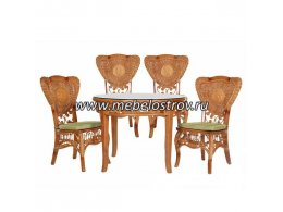 Садовая мебель MK-3450 Фабрики Индонезии