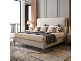 Тканевая кровать RIMINI (РИМИНИ) Fratelli Barri