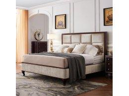 Тканевая кровать MESTRE (МЕСТРЕ) Fratelli Barri