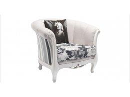 Мягкое кресло для дома PAOLA (ПАОЛА) Brevio Salotti
