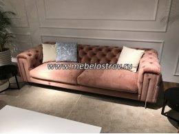 Мягкая мебель для жилой комнаты RIMINI (РИМИНИ)  Fratelli Barri