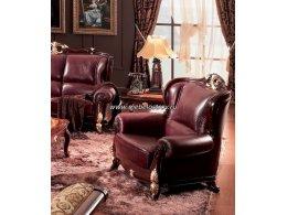 Кожаное кресло для дома CARPENTER 216 (КАРПЕНТЕР 216) Фабрики Китая