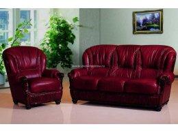 CROSIER (КРОСЕР) Мягкая мебель из кожи