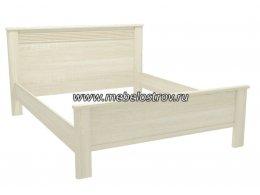 Деревянная кровать Диана 0,9 Заречье мебельная компания