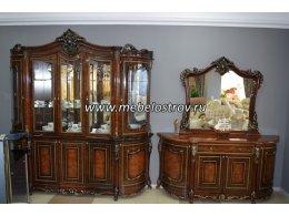 Корпусная мебель для гостиной ДЖОКОНДА Эра