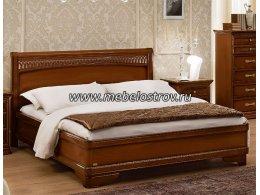 Деревянная кровать 128LET.17NO Camelgroup