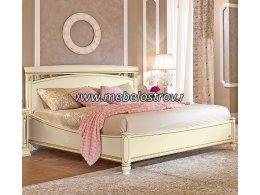 Деревянная кровать TREVISO AVORIO (ТРЕВИСО АВОРИО) Camelgroup