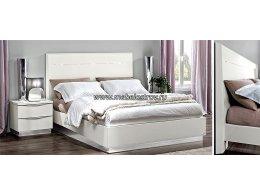 Деревянная кровать ONDA WHITE (ОНДА ВАЙТ) Camelgroup