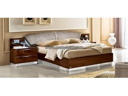 Деревянная кровать ONDA WALNUT (ОНДА ВАЛНУТ) Camelgroup