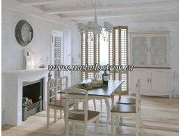 Мебель для столовой-гостиной LEONTINA (ЛЕОНТИНА) Этажерка
