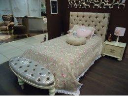 Деревянная кровать PALERMO (ПАЛЕРМО) Fratelli Barri