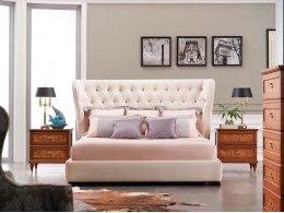 Деревянная кровать MESTRE (МЕСТРЕ) Fratelli Barri