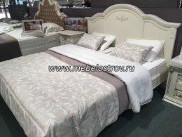 BELVEROM (БЕЛЬВЕРУМ) Кровать с жесткой спинкой 140*200 с ламелями
