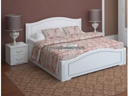 Деревянная кровать Виктория 1,4 Ижмебель