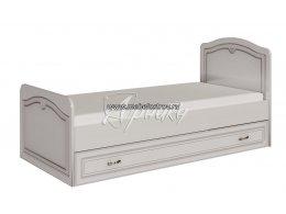 Мелания Кровать одинарная 800, без ящика