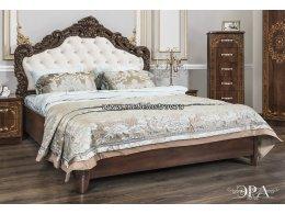 Деревянная кровать ПАТРИСИЯ Эра