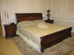 Деревянная кровать ANGELINA (АНГЕЛИНА) Carvelli
