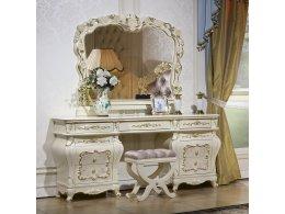 Туалетный стол с зеркалом Венеция