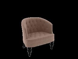 Мягкое кресло для дома ФАНЖО Алетан Вуд