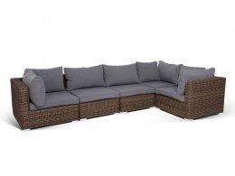 Мягкая мебель из ротанга Лунго 4SiS