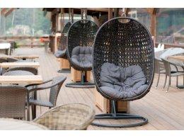 Тенерифе подвесное кресло, темно-коричневое