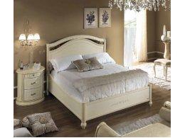 Деревянная кровать SIENA AVORIO (СИЕНА АВОРИО)  Camelgroup