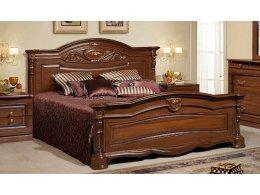 Деревянная кровать Сорренто Слониммебель