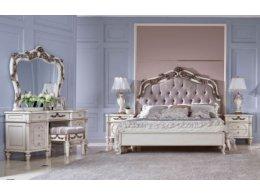 Мебель для спальни ASTORIA WHITE (АСТОРИЯ ВАЙТ)  Фабрики Китая