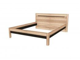 Деревянная кровать Афина 1,4 Заречье мебельная компания