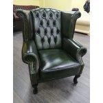 2# Кресло для отдыха с пуфом