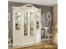 Мебель для столовой-гостиной АТЛАНТА CREMA Дана
