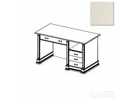 Письменный стол АТЛАНТА CREMA 34-С Дана