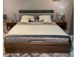 Деревянная кровать MENORCA (МЕНОРКА) MDI.BD.MN.2 MOD Interiors