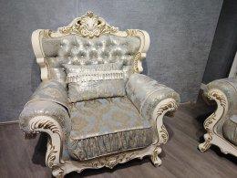 Мягкое кресло для дома ВАЛЕНСИЯ-1 СКФМ (Северо-Кавказская фабрика мебели)