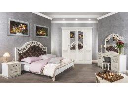 МАРИЯ Спальня с 4-х дверным шкафом