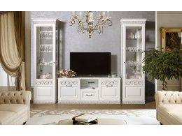 Модульная мебель для гостиной МАРИЯ СКФМ (Северо-Кавказская фабрика мебели)