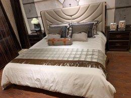 Деревянная кровать САНДРА Фабрики Турции