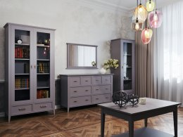 Модульная мебель для гостиной АМЕРИКА Мебель России