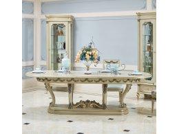 Обеденный стол и стулья ASTORIA OLIVE (АСТОРИЯ ОЛИВА) Фабрики Китая