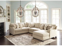 Мягкая мебель для жилой комнаты LUXORA Ashley