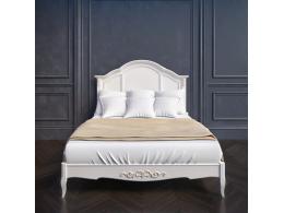 BELVEROM (БЕЛЬВЕРУМ) Кровать с жесткой спинкой 180*200 с ламелями