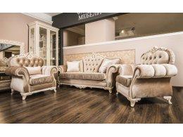Мягкая мебель для жилой комнаты ПАТРИСИЯ Эра