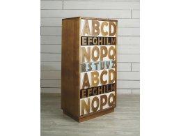 Комод Alphabeto Birch 4