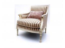 Мягкое кресло для дома PROVENCE NOIR&BLANC Фабрики Китая