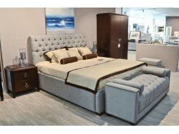 Деревянная кровать MESTRE Fratelli Barri