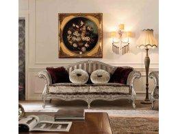 Прямой диван GIULIETTA E ROMEO Giorgiocasa