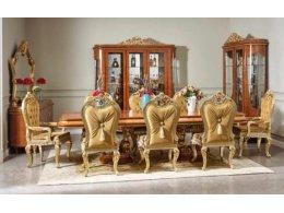 Мебель для столовой-гостиной БЕАТРИЧЕ беж Фабрики Китая